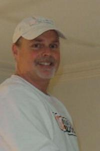 Corner Stone Drywall owner George Harde